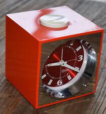 Design Wecker Clock UWESTRA 60s 70s Midcentury Vintage Popart