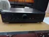 Technics SU-V500 integrated amplifier hi-fi amp bi-wire compatible w/ phono (316