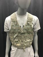 US Military ACU Fighting Load Carrier FLC Tactical Vest MOLLE II GC