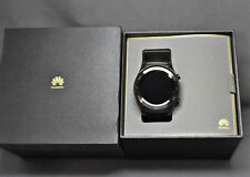 Huawei Smart Watch 2 Classic Titanium Grey for Android and iOS with Black strap