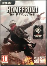Game PC Homefront: the Revolution Italian Edition ] Deep Silver 2016 Used