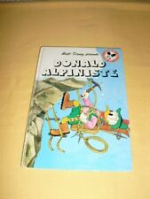 "DISNEY MICKEY CLUB DU LIVRE ""Donald Alpiniste"""
