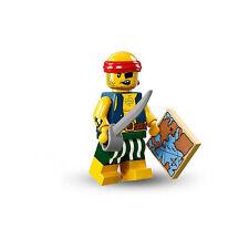 NUEVO LEGO MINIFIGURA SERIE S 16 71013 - scallywag pirata