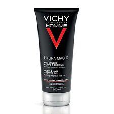 Vichy Homme Hydra Mag C Body & Hair Shower GEL 200ml