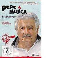 DOKUMENTATION - PEPE MUJICA-DER PRÄSIDENT  DVD NEU