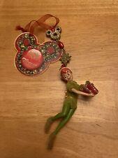 More details for disneyland paris peter pan christmas hanging ornament