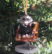 Disney Zootopia Movie Mr. Big Mole Custom Christmas Holiday Ornament Pvc New