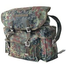 NEU BW Bundeswehr Flecktarn Rucksack Tasche Packtasche Kampftasche Armee Militär