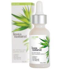 InstaNatural Age Defying Vitamin C Formula Skin Clearing Serum - with Retinol t1