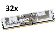32x 8GB 256GB RAM für DELL PowerEdge R900 FB DIMM DDR2 Speicher Fully Buffered