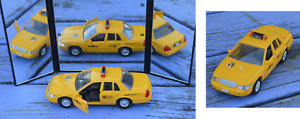 Realtoy, Ford Crown Victoria taxi New-York, 1/43