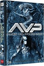 Alien vs. Predator - Limited Mediabook / Cover B # BLU-RAY-NEU