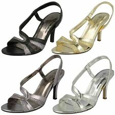 Slingbacks Slim Formal Synthetic Shoes for Women