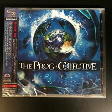 The Prog Collective – The Prog Collective [SHM-CD Japan] With OBI, Import NEW!