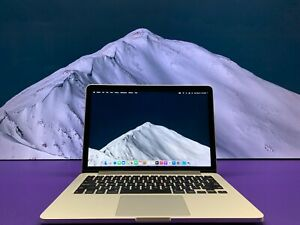 """13"""" Apple MacBook Pro RETINA OS-2020 i7 3.10Ghz 16GB 1TB SSD - 3 YEAR WARRANTY"""