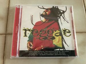 Reggae Sealed CD Various Artists Bob Marley etc.