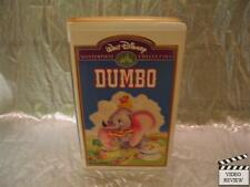 Dumbo VHS Large Case Walt Disney Masterpiece Collection