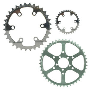 TA Cyclotourist 50.4BCD Chainrings