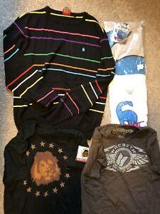 Macbeth Edmond Hurley Shirts Blink 182 Tom Delonge Atticus Punk Lot