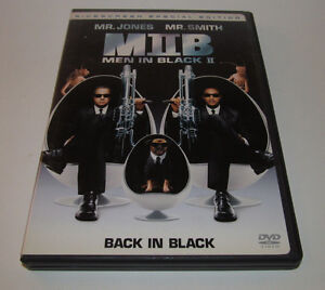 DVD Men in Black II 2-Disc Set Special Edition Widescreen Will Smith Tommy Lee