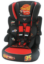 2020 Nania Car Seat Beline SP Luxe Disney Cars 585928