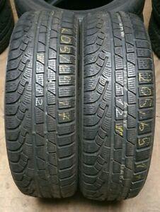2 x 205/65 R17 96H Pirelli Winterreifen 6 mm