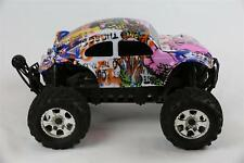 Custom Buggy Body Funny Sayings for HPI Savage Flux HP 1/8 VW Baja Beetle Shell