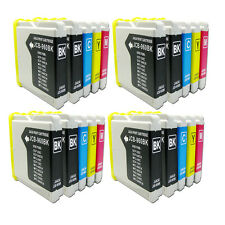 20 Ink Cartridges for Brother LC1000 DCP 130c 135C 150C 330C