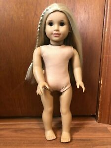 American Girl 18 inch Julie Albright Doll Used