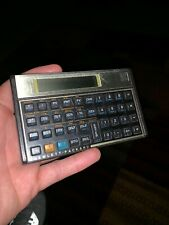 Hp 12c Financial Calculator No Battery