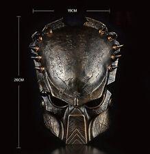 Alien Vs Predator Warrior Mask adult size Movie party masquerade party Halloween