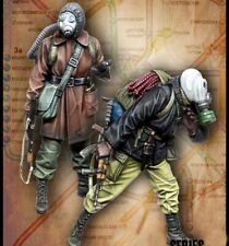1/35 Resin Zombie War Stalkers 2 Figures unpainted unassembled BL750