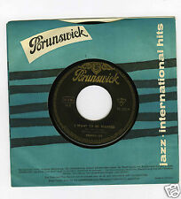 45 RPM SP BRENDA LEE I WANT TO BE WANTED / JUST A LITTLE