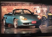 Porsche Boxster Car Poster! Stunning! Own It