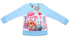 Paw Patrol Girls Soft Jumper Sweater Best Pup Pals Size 3