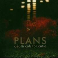 DEATH CAB FOR CUTIE Plans CD BRAND NEW