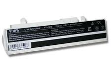 BATERIA 6600mAh blanco para Asus Eee PC 1015PEM 1015PN 1015PW 1015PX