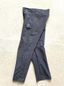 Men's MAMMUT Trousers Pants Travel Hiking Trekking Outdoor Grey SZ 46 / W 30 S