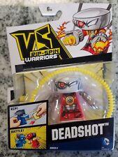 Deadshot VS Rip Spin Warriors Figure Series 1 DC COMICS NISB