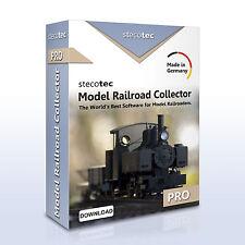 Stecotec Model Railroad Collector Pro - Software for Model Railroaders | Train