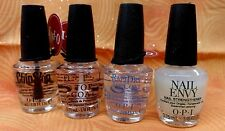 OPI 4pc MINI Nail Polish Set ~ NAIL ENVY ~CHIP SKIP ~ TOP COAT~ RAPIDRY Top Coat