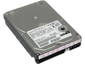 20GB Ide Ata hitachi/IBM Internal Hard Drive 2MB Puffer 5400 RPM UDMA-100