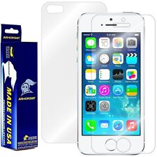 ArmorSuit MilitaryShield Apple iPhone 5S Screen Protector + Full Body Skin! NEW!