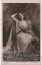 POSTCARD  ACTRESSES  EDNA MAY  Birthday