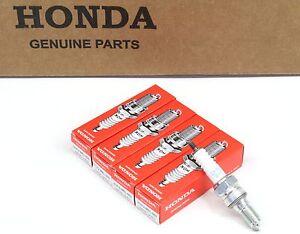 Honda NGK 4-Pack Spark Plugs IMR9C-9HES 05-08 CBR600 RR, 04-07 CBR1000 RR #L56