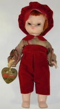 EFFANBEE DOLL WITH ORIGINAL CLOTHES & TAG