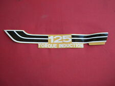 NOS Yamaha RS125 Mold Side cover Sticker Decal