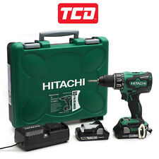 Hitachi DV18DBFL2/JM Brushless Combi Drill 18V - 2 X 3.0Ah Li-ion