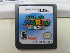 Super Mario 64 DS Video Game Nintendo DS CARTRIDGE ONLY