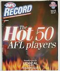 2001 AFL Football Record / Herald Sun Lift-Outs BRISBANE LIONS Premiers Carlton